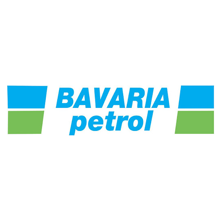 Logo BAVARIA petrol