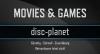 Logo disc-planet