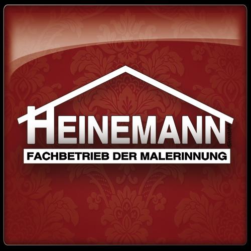 Logo HEINEMANN GmbH - Fachbetrieb der Malerinnung Erfurt
