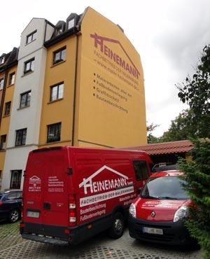 HEINEMANN GmbH - Fachbetrieb der Malerinnung Erfurt