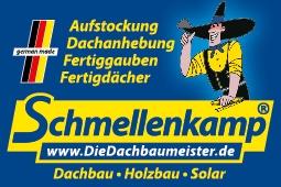 Schmellenkamp Die Dachbaumeister Dachbau o Holzbau o Solar