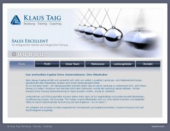 http://klaus-taig.de