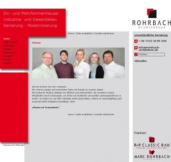 http://rohrbach-architekten.de